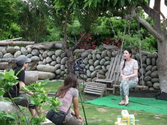 電影(金孫)拍攝主景 相片來源:清水高美溼地.美馨的家