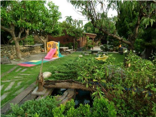 美馨花園 相片來源:清水高美溼地.美馨的家