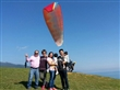 外澳飛行傘