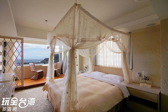 B:藍天海景套房