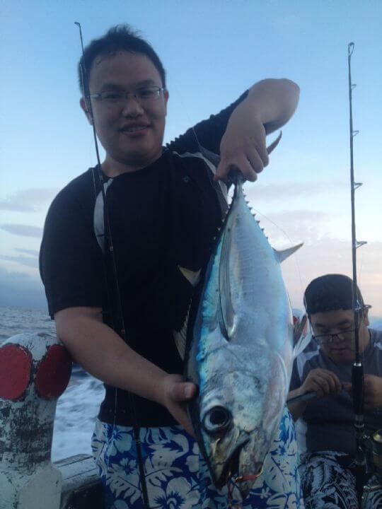 大目鮪魚 相片來源:綠島田の家民宿