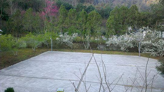 冬天 相片來源:埔里天籟休閒民宿
