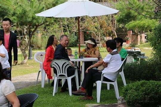 場地出租-婚宴喜酒 相片來源:埔里天籟休閒民宿