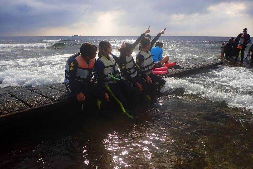 相片來源:綠島住宿‧陽光沙灘無敵海景民宿