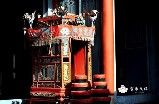 【時光旅者】 地點:丁家大宅 相片來源:彰化鹿港‧宮后文旅