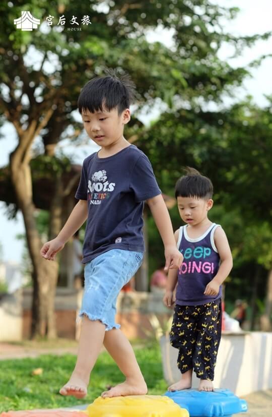 鹿港兒童公園 相片來源:彰化鹿港‧宮后文旅