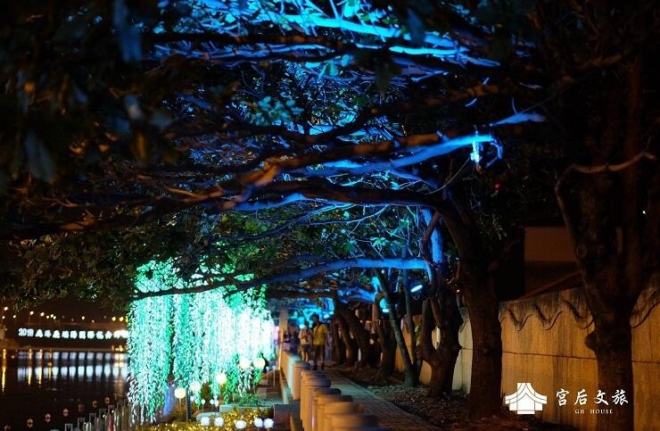 2018鹿港端午節燈會 相片來源:彰化鹿港‧宮后文旅