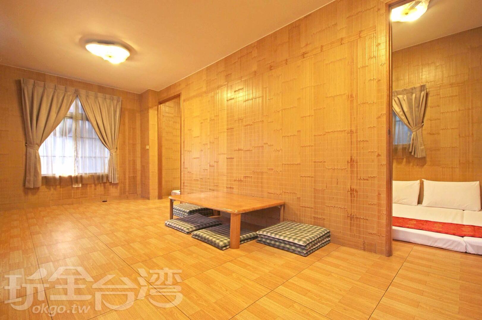 木竹屋8人房