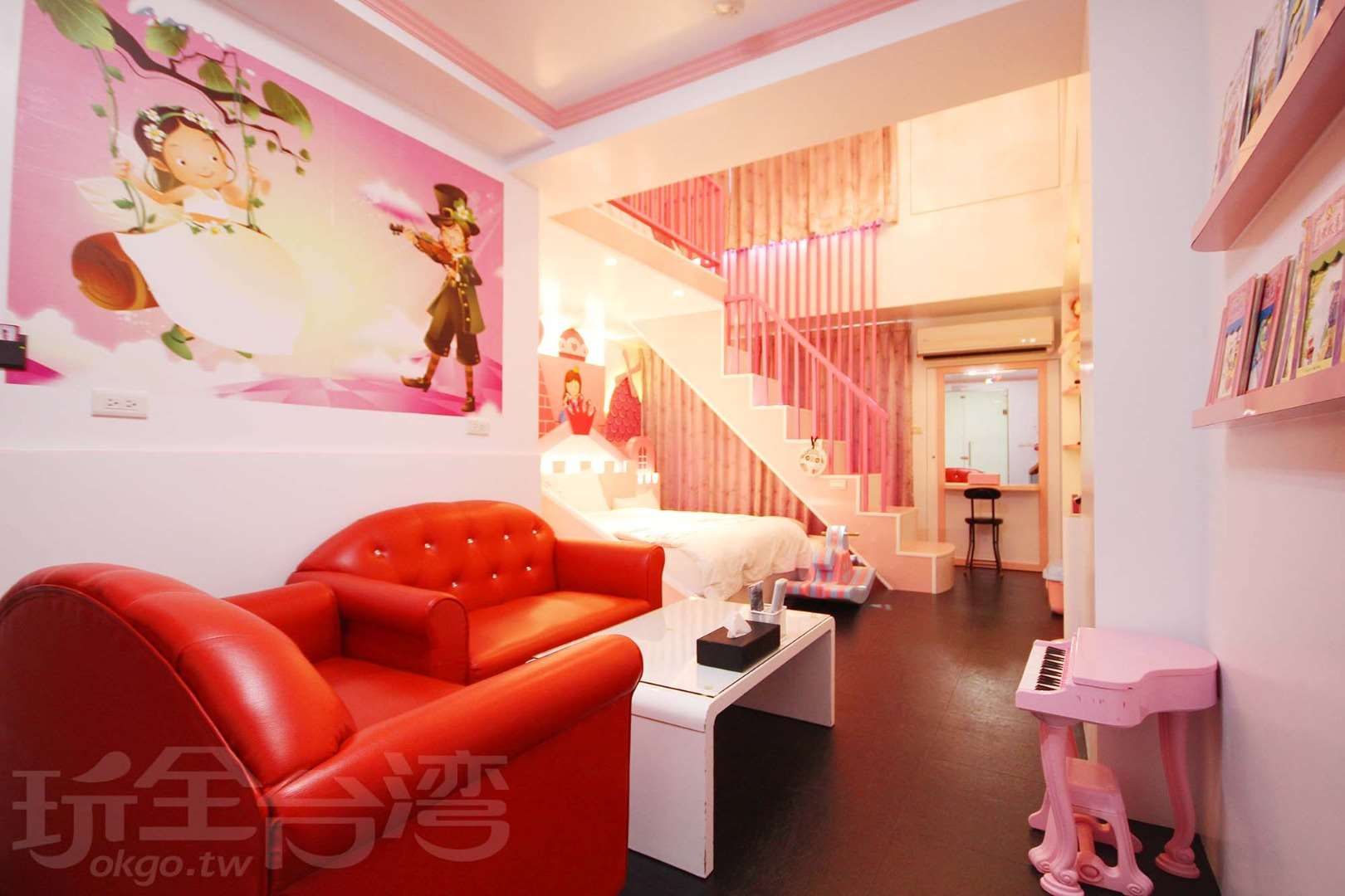 相片來源:台南樂遊民宿