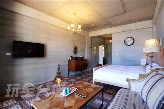 1853梵谷南法雙人房