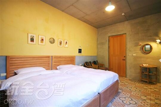 2012賽維爾雙人房