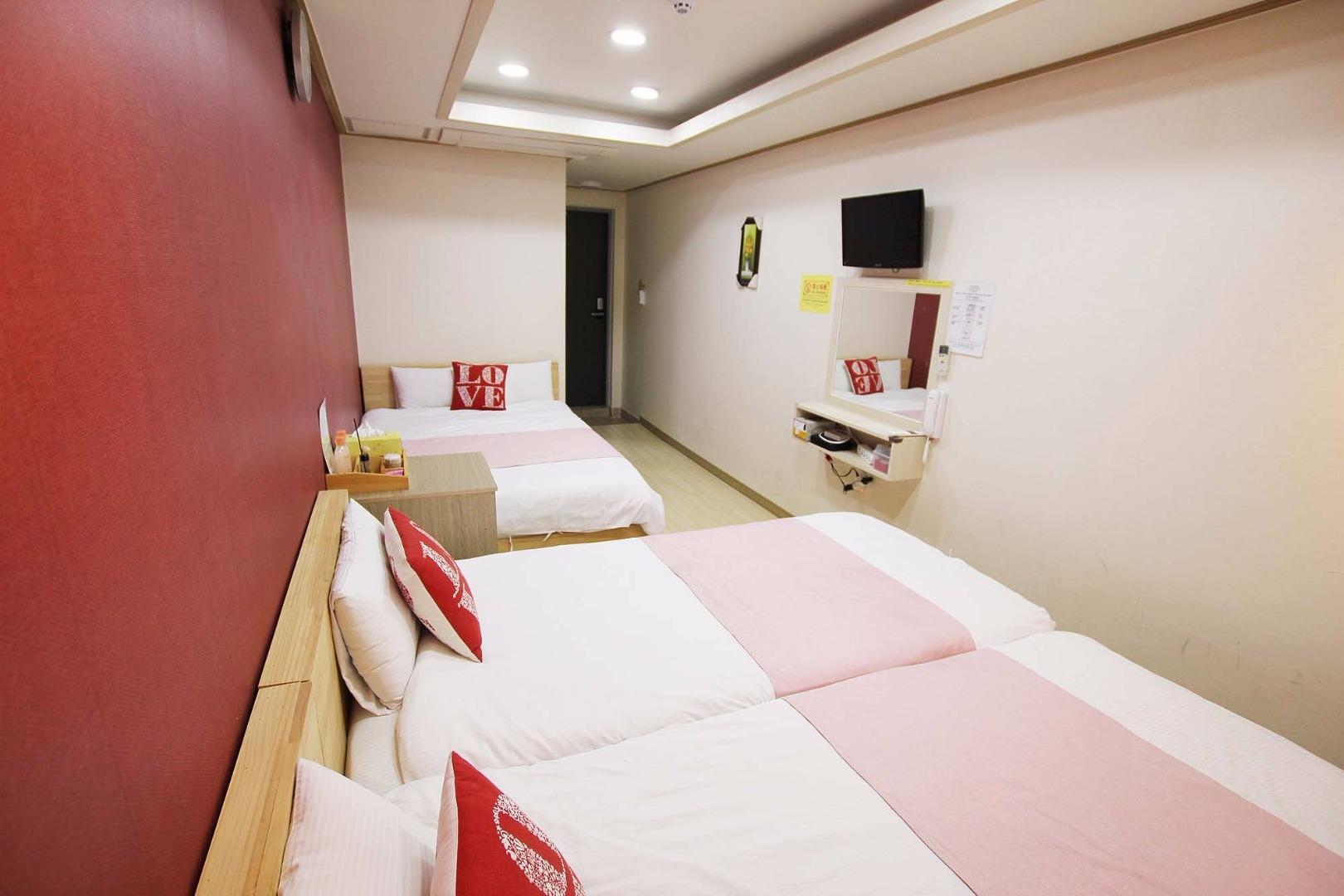 112 相片來源:韓國首爾民宿 KoTa House