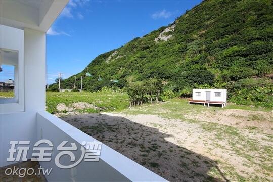 六人山景房 相片來源:綠島海明威民宿