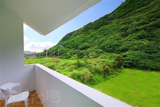 四人房1 相片來源:綠島海明威民宿
