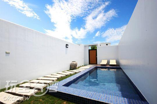 Villa泳池
