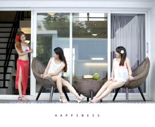 海比尼斯札記 相片來源:墾丁住宿‧海比尼斯Happiness villa