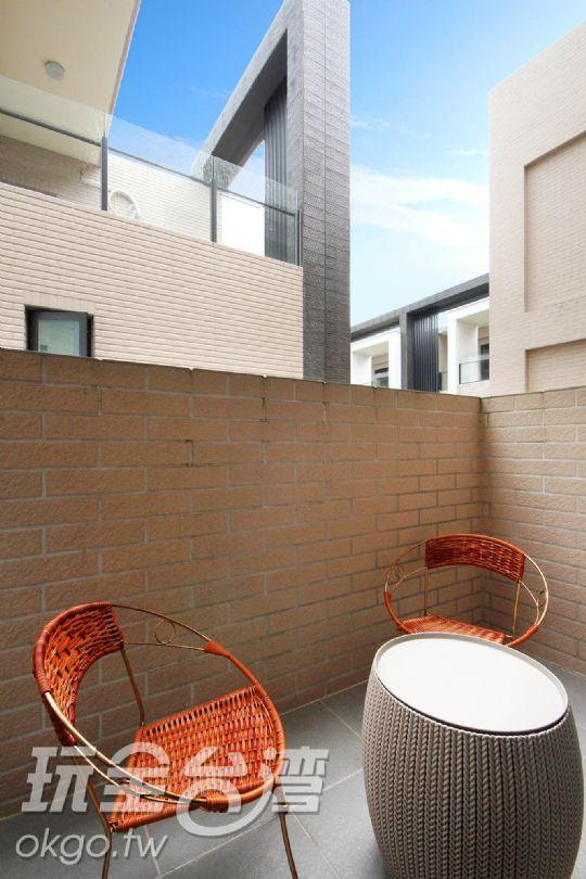 A202 二人房 相片來源:宜蘭五結親子民宿‧糖心的家