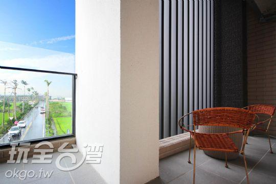 A301 溜滑梯四人房 相片來源:宜蘭五結親子民宿‧糖心的家