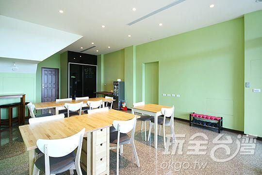 餐廳 相片來源:墾丁民宿‧好宅