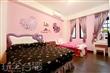 粉紅甜心三人房