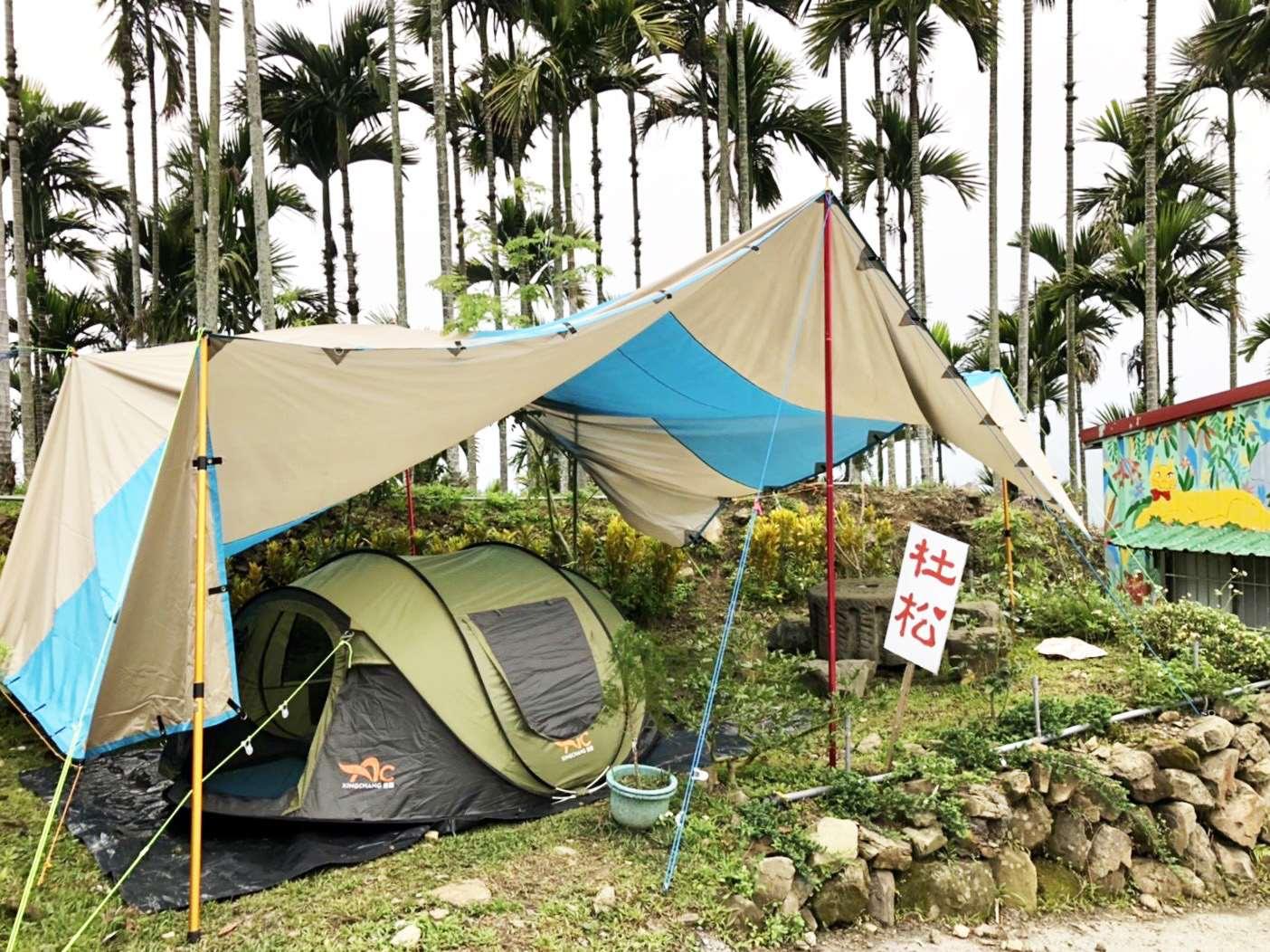 【露營區】杜松區