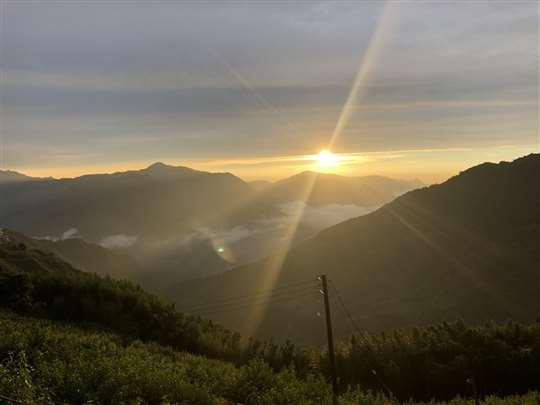 相片來源:桃園拉拉山熊居農莊