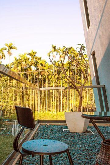 戶外空間 相片來源:兜。Dou House-日月潭 親子民宿