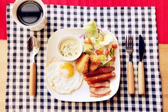 餐點 相片來源:兜。Dou House-日月潭 親子民宿