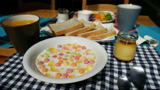 夏季早餐 相片來源:兜。Dou House-日月潭 親子民宿