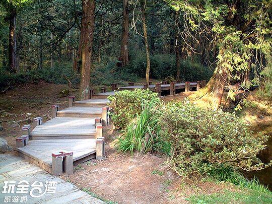 阿里山國家森林遊樂區  GoFun景點實拍