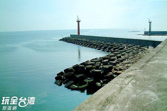 東石漁港  GoFun景點實拍