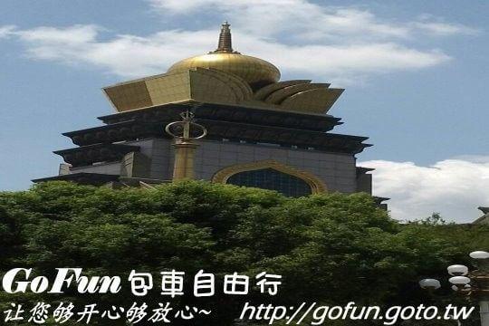 中台禪寺  GoFun景點實拍