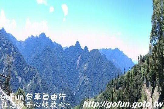 青青草原  GoFun景點實拍