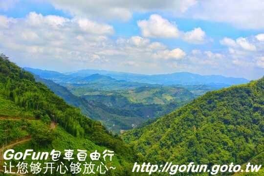 大雪山國家森林遊樂區  GoFun景點實拍