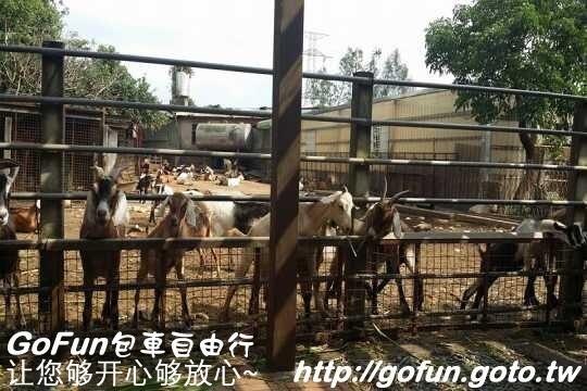 益健乳羊牧場  GoFun景點實拍