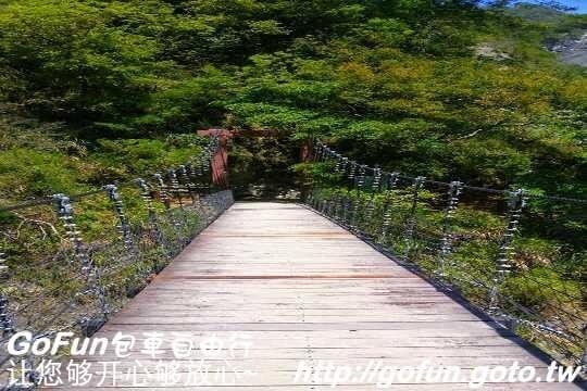太魯閣-白楊步道  GoFun景點實拍