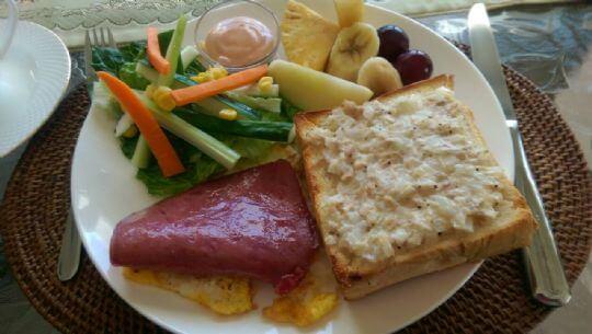 早餐 相片來源:台東安達露西亞民宿