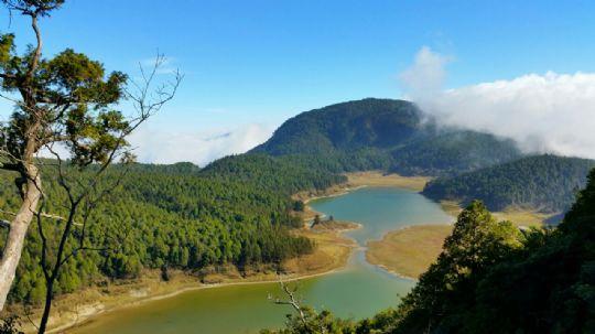 台灣高山最大湖泊 翠峰湖