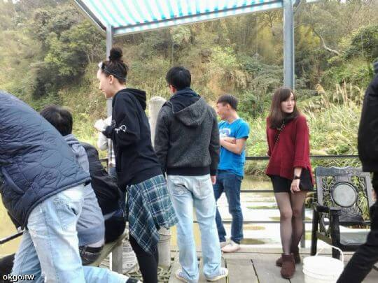 同學會 相片來源:新竹民宿‧南園落水宿泊