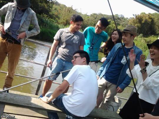 同學會2日遊 相片來源:新竹民宿‧南園落水宿泊
