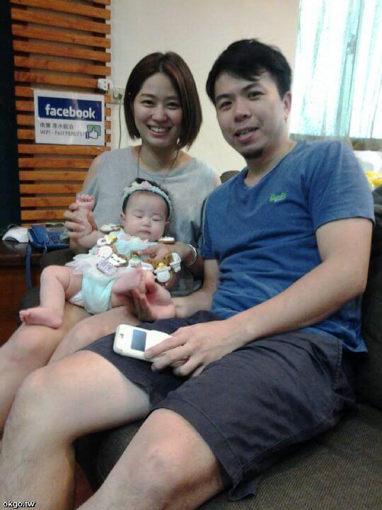 歡迎小林跟麻吉同學帶妻小來 相片來源:新竹民宿‧南園落水宿泊
