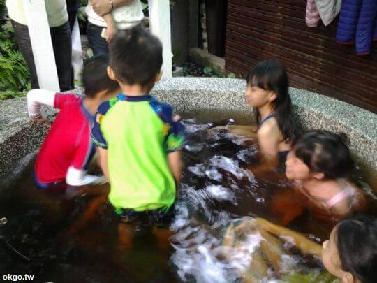 冬日落水記趣 相片來源:新竹民宿‧南園落水宿泊