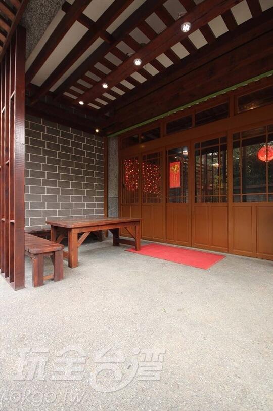 相片來源:新竹民宿‧南園落水宿泊