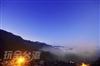 大雪山莊園清晨景觀