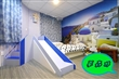 藍色雙人房