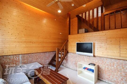 閣樓4人房