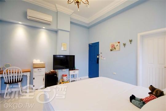 *1F藍色雙人房