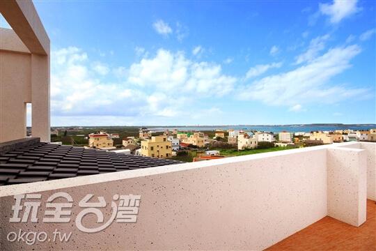 頂樓景觀露台