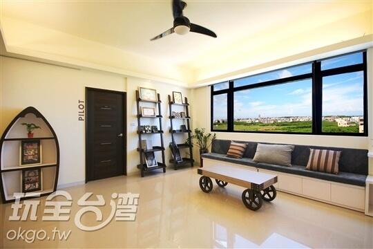 3F包層 相片來源:澎湖星野船渠民宿
