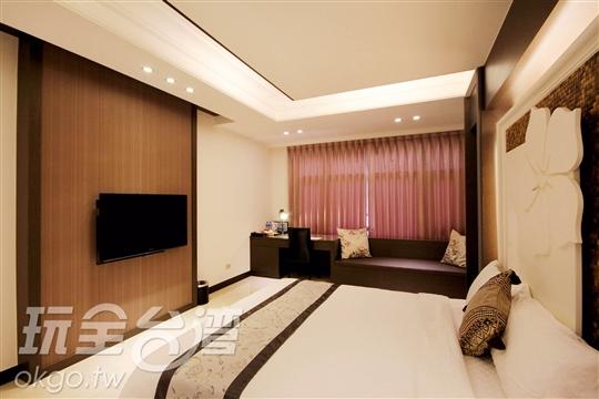 205號房(晨曦慕月)2人房